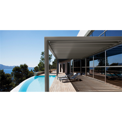 Image for Pergolas & AAS Patio roofs posts with wall mounting