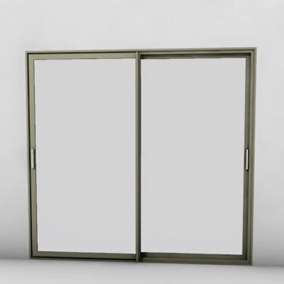 Image for Aluminum window - sliding window