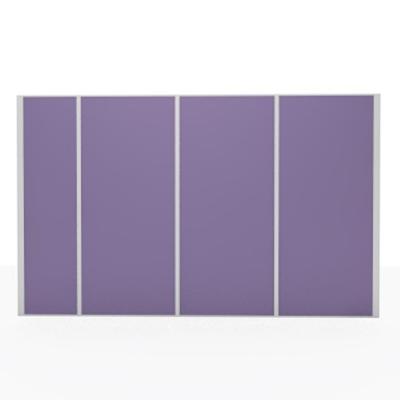 Aluminum partition - removable opaque partition 이미지