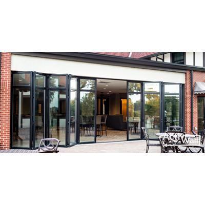 afbeelding voor Horizontal Folding Walls, Windows, and Doors - AL62-HF