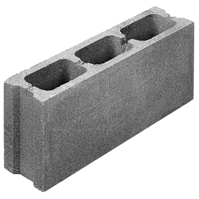 Image for Concrete blocks in concrete and clay