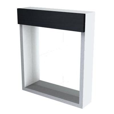Immagine per Bath 16-70 Wall Cabinet with Mirror