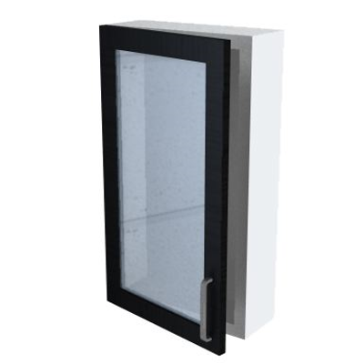 Immagine per Bath 16-70 Wall Cabinet with Glass Door