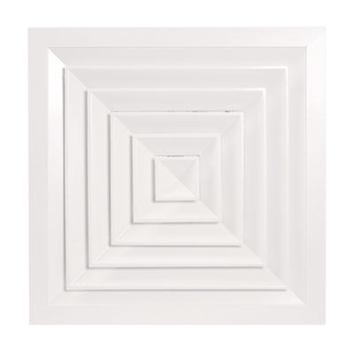 Square diffuser with plenum _ DFCU图像