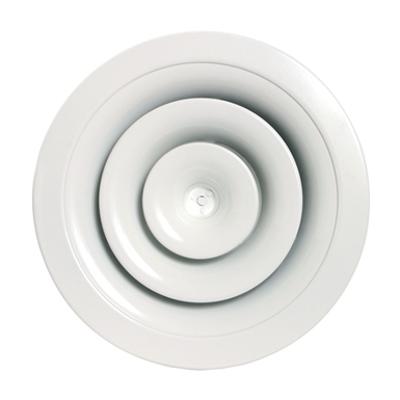 Image for Round diffuser with plenum _ DFCI
