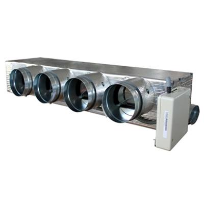 kép a termékről - Motorized plenum Fujitsu low profile 5 dampers