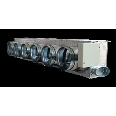 Image pour Motorized plenum Midea / Kaysun standard 6 dampers