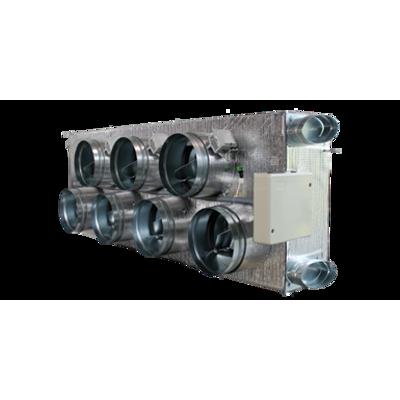 imagen para Motorized plenum Midea / Kaysun standard 7_8 dampers