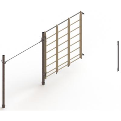 Image for Swiveling bars   + steel bar