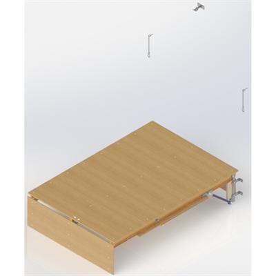 Image for Foldable Plan Stage UNISPOR,   1 module