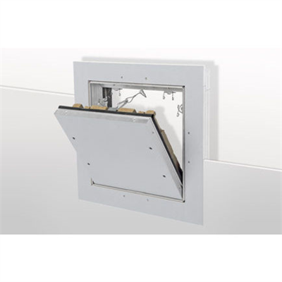 Image for E139.de Knauf alutop Access Panel SYSTEM radiation protection Safeboard - Access panel for the Knauf Radiationsystems with Safeboard