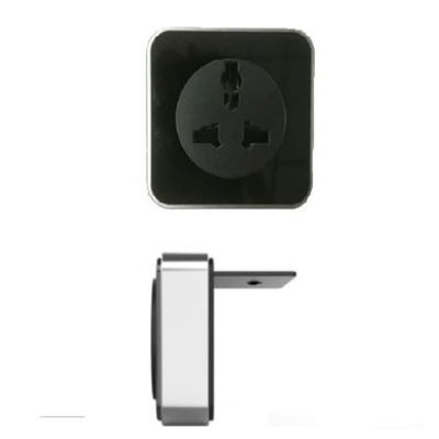 Image for HAFELE Electrical Power Track System-XTRON Power Outlet-Vertical Insert