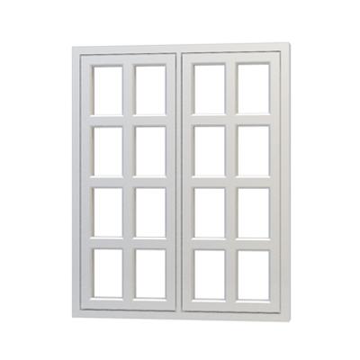 Image for Wood Alu Flags Window Type 9