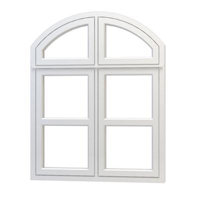 Image for Wood Alu Flags Window Type 4