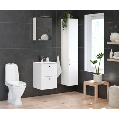 Image for Bathroom Vanity unit Graphic Base - 45 cm
