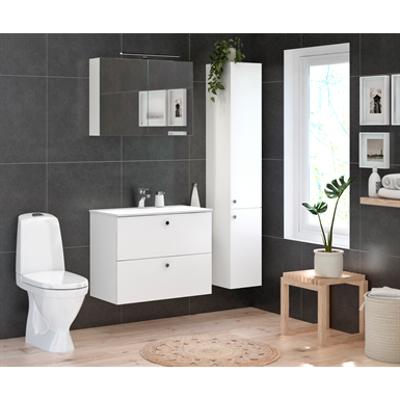 Image for Bathroom Vanity unit Graphic Base - 80 cm