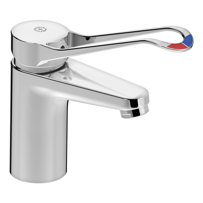 Image for Washbasin mixer New Nautic, Care lever