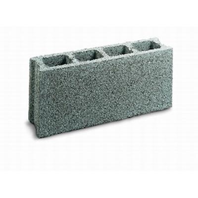 Image for BK 12 - concrete blocks - rough finish for plaster