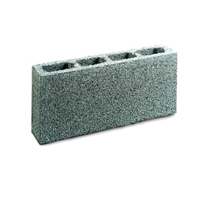 Image for BK 10 - waterproof concrete blocks - smooth finish