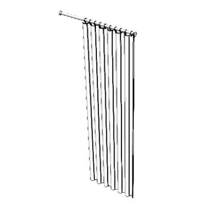 รูปภาพสำหรับ A5170 - Rod, Shower Curtain