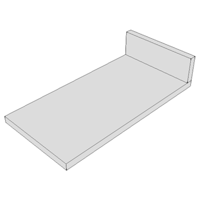obraz dla CT020 - Countertop, Solid Surface