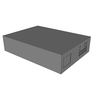 Image for A0912 - Battery Pack, Extended for use with UPS (A0911)