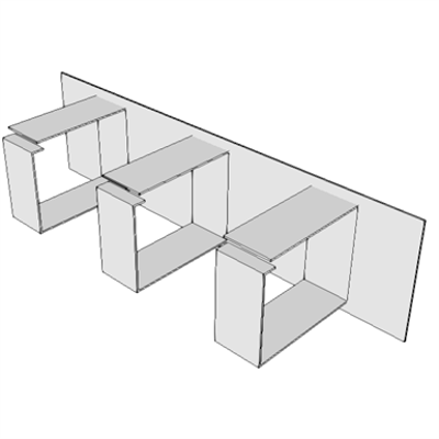 Image for A0902 - Rear Wire Frame