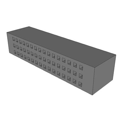 Image for A0908 - Patch Panel, 110 Block/RJ-45, Cat 5E, 48 Port,568A