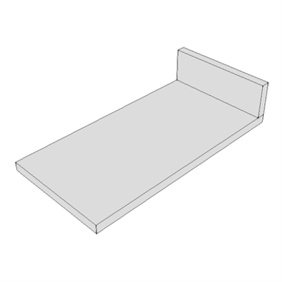 Image for CT050 - Countertop, Stainless Steel
