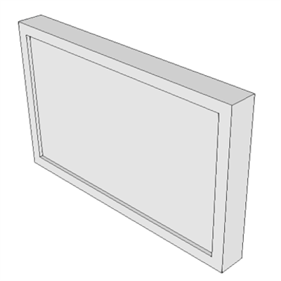 Image for M0506 - Television, Flat Screen