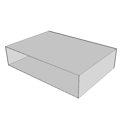 Image for A0904 - Fiber Optic Cabinet, 36 Port, Rack Mounted