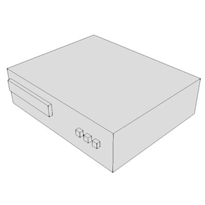 Image pour M0430 - Recorder/ Player, Digital, Video, DVD