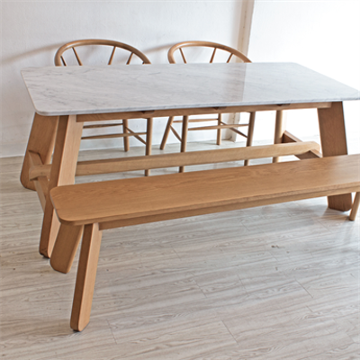 Image for Mahasamut Dining Table Polar