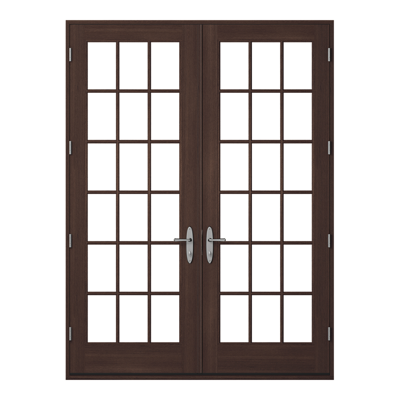 Image for Pella® Reserve™ - Traditional In-Swing Patio Door