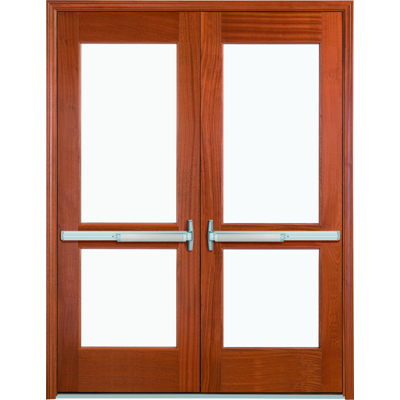 Image for Pella® Reserve™ - Traditional Commercial Out-Swing Door