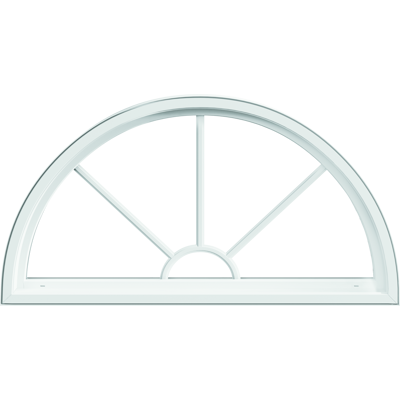 Image for Pella® 250 Series Curve Top/ Angle Top Fixed Frame Window
