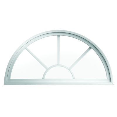 Image for Pella® Impervia® Curve Top/ Angle Top Fixed Frame Windows