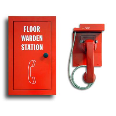 imagen para Fire Alarm Telephones