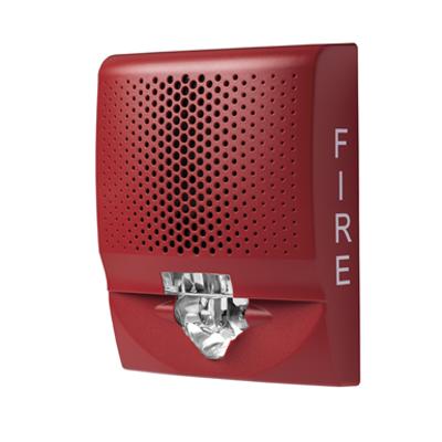 afbeelding voor G4S LED - Wall - Speaker - Strobe