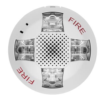 afbeelding voor GCS LED - Ceiling - Speaker - Strobe