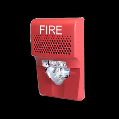 imagen para G1 LED - Compact Wall - Horn - Strobe