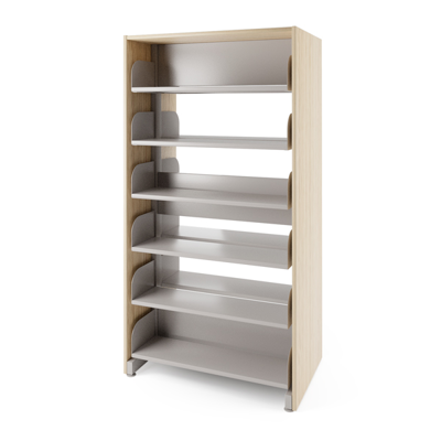 Image for Library shelves