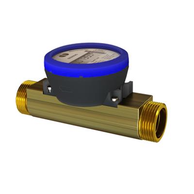 kép a termékről - flowIQ®3100, Q3=4,0 m³/h, G5/4B (R1)x175 mm, Q3/Q1=100, water meter