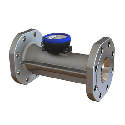 kép a termékről - flowIQ®3100, Q3=40 m³/h, DN80x300 mm, Q3/Q1=100, water meter