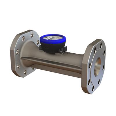 kép a termékről - flowIQ®3100, Q3=40 m³/h, DN65x300 mm, Q3/Q1=100, water meter