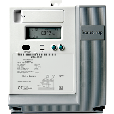 Image for OMNIPOWER CT Electricity meter