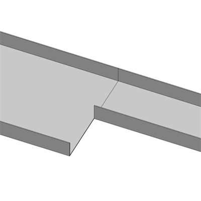 Image for Cable Tray System - Reducer