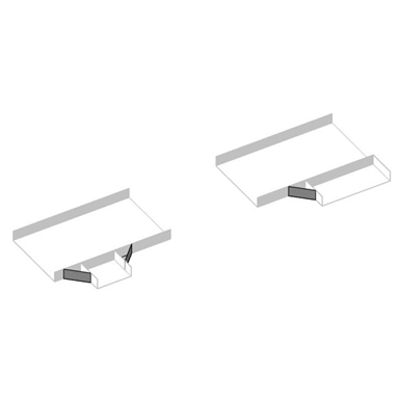 Image for Cable Tray System - CornerAddOn