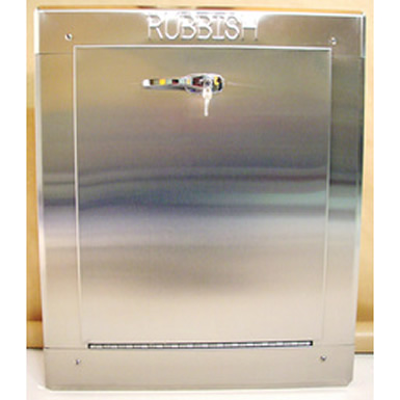 Image for Trash Chute, Stainless Steel Door