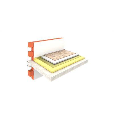 Image for Floating floor - solutions